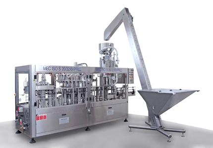 Оборудование для производства и розлива напитков - Вода